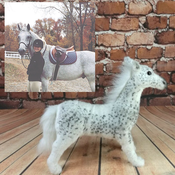custom Horse Stuffed Animal
