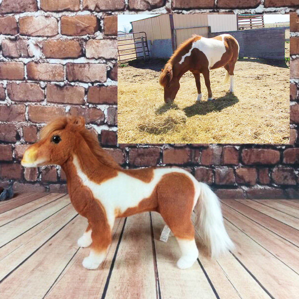 horse stuffed animal