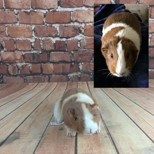 Rat Stuffed Animal Plush Lookalike