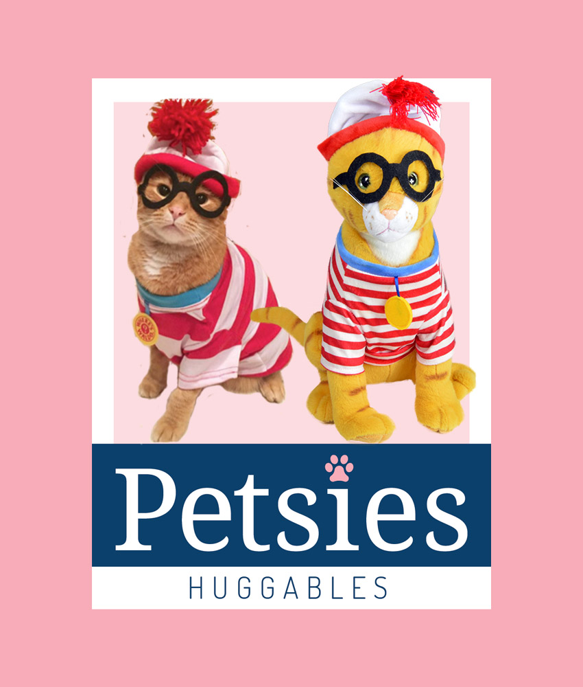 huggables Petsies