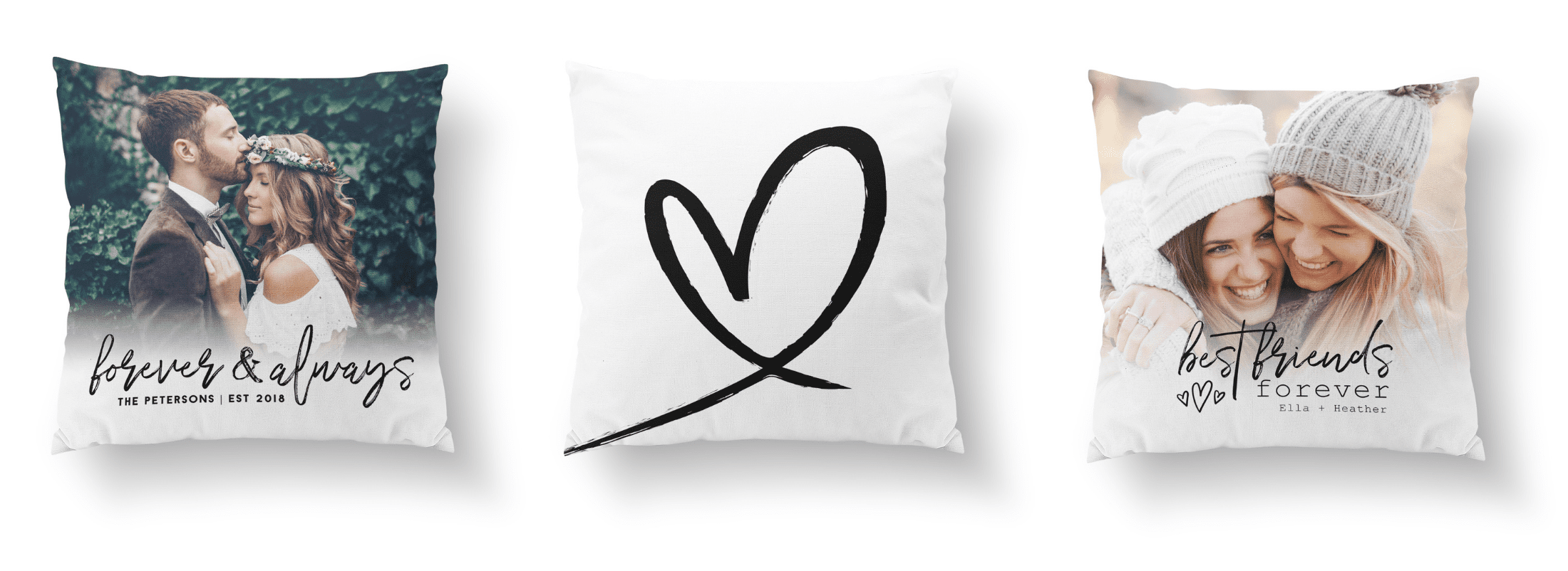 cute photo pillow gifts