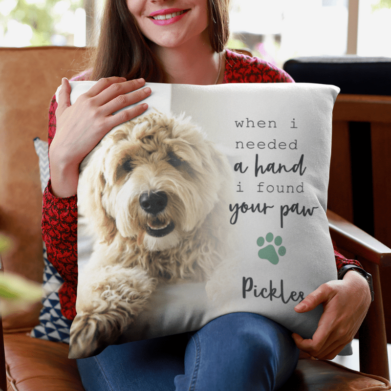 photo pillow designs