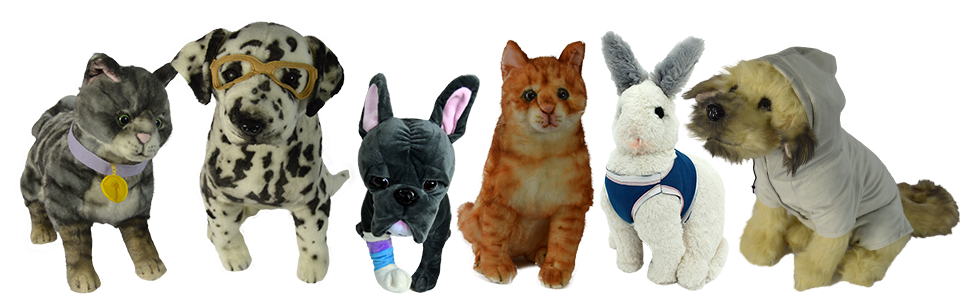 turn your pet into a stuffed animal from photo