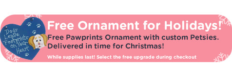 Free Ornament Give Away