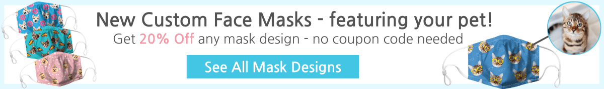face masks custom