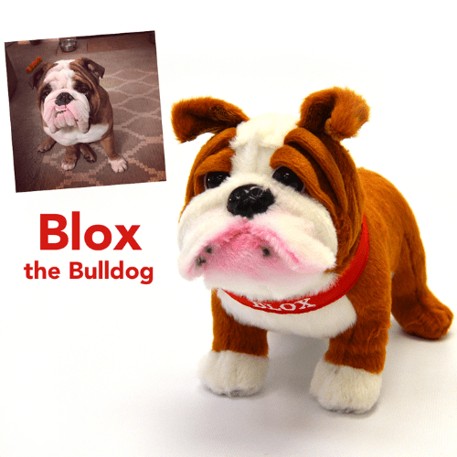 personalized pet stuffed animals in bulk