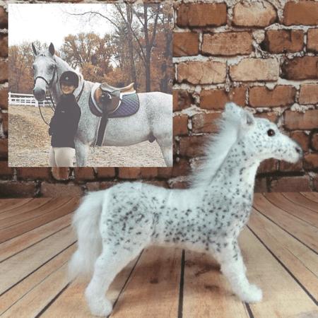 Custom Horse Plush
